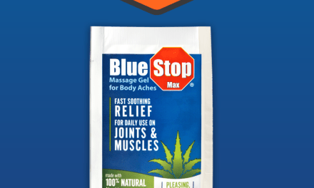 FREE Blue Stop Massage Gel