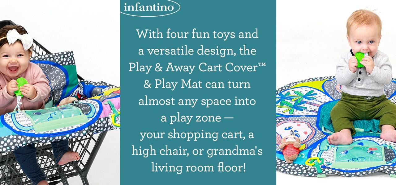 Free Play & Away Cart Cover & Play Mat