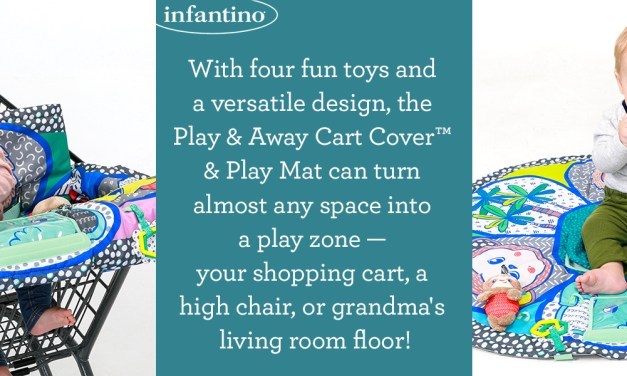 Free Play & Away Cart Cover & Play Mat
