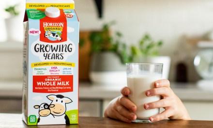 FREE Horizon Dairy Product