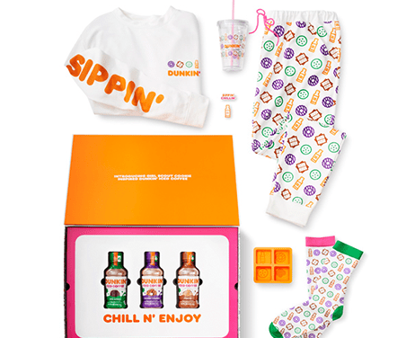 Dunkin Chill Collection Giveway