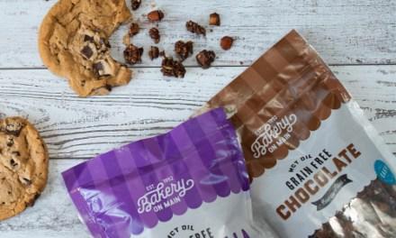 Free Bakery on Main Grain-Free Granola
