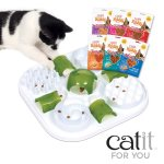 Free Catit Go Natural Wood Litter