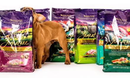 Free 4lb Bag of Zignature Dog Food (Coupon)