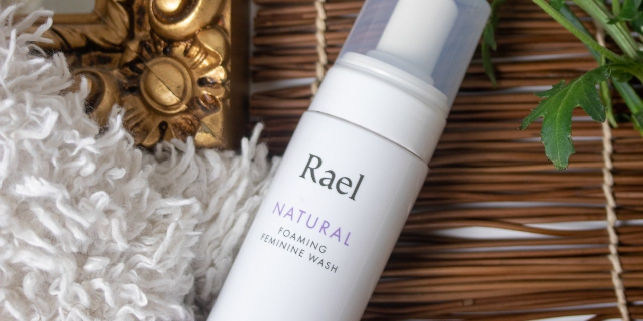 Free Rael Natural Foaming Wash