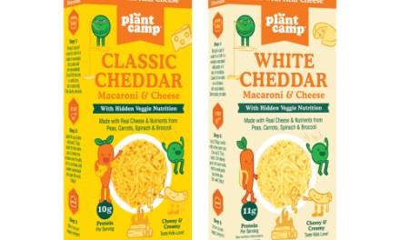 Free Plant Camp Mac & Cheese