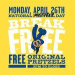 Free Original Pretzels
