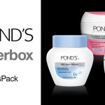 FREE POND'S Chatterbox Skin Cream