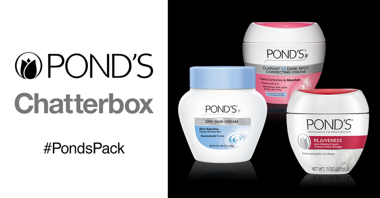 FREE POND'S Chatterbox Skin Cream