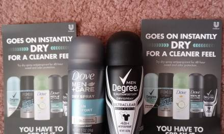 FREE Dove and Degree Samples