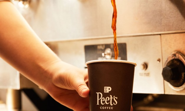 Free Dip Coffee or Tea for Teachers at Peet's