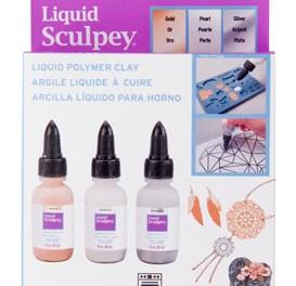FREE Liquid Sculpey Earrings Party