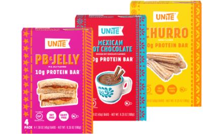 Free UNiTE Food Protein Bar