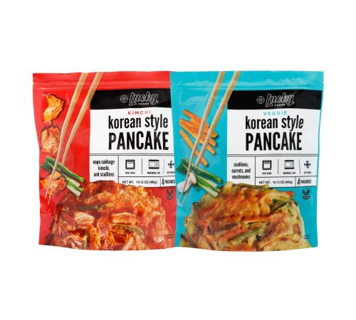 Free Korean Pancakes