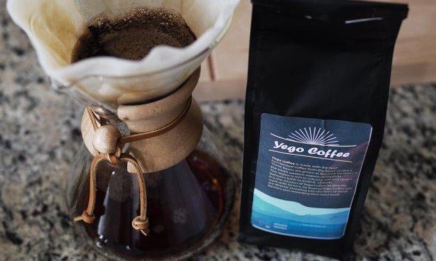 Free Yego Coffee Sample