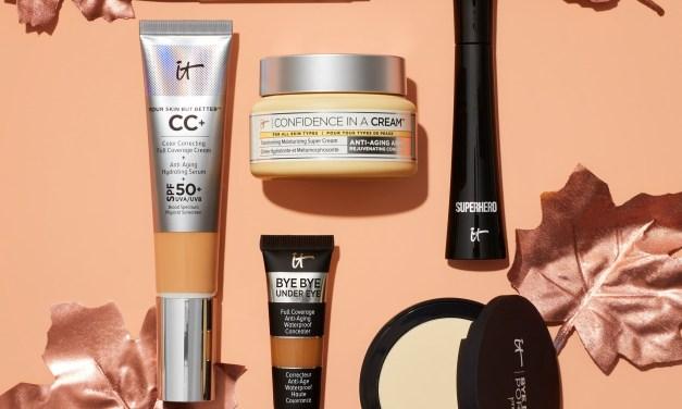Free IT Cosmetics CC+ Cream Sample