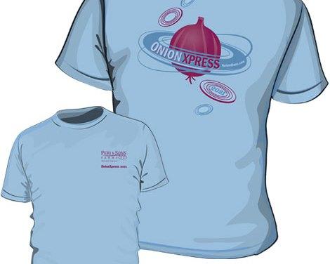 Free Onion Express T Shirts