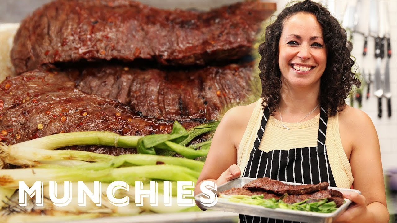 How To Grill The Perfect Skirt Steak Yummyhood