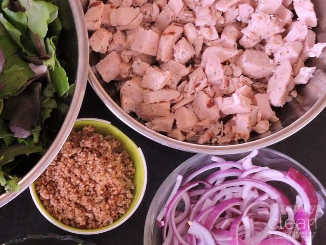 Cranberry Chicken Salad 4