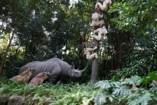 Safari Jungle River Cruise