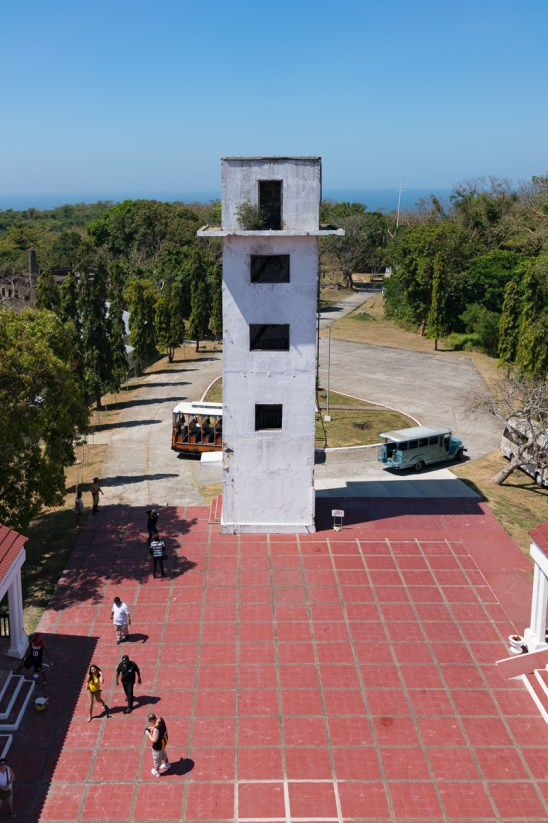 View from Spanish Lighthouse on Corregidor Island