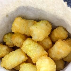 Potato gems at NCC 2016 road trip to Bendigo