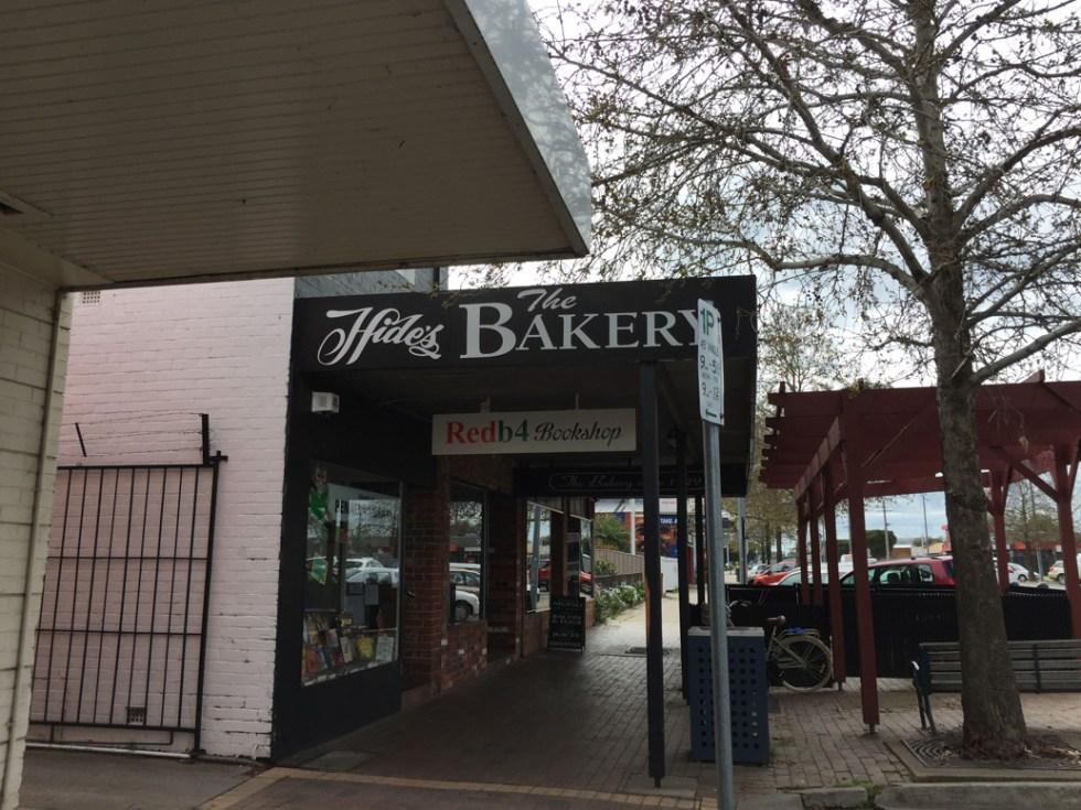 Hides Bakery road trip to Bendigo