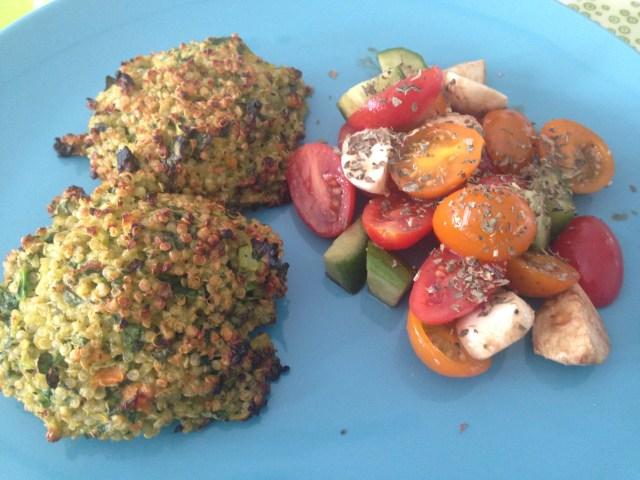 Quinoa-caprese-salad
