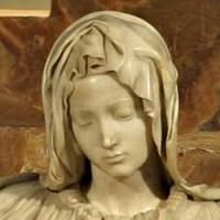 Mary's head