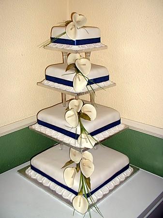 Wedding Cakes Yummy Pastries