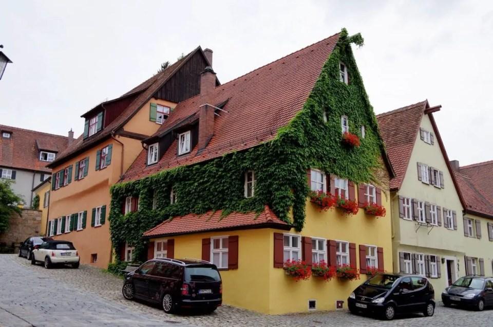 Dinkelsbühl Altstadt - Schöner als Rothenburg ob der Tauber?