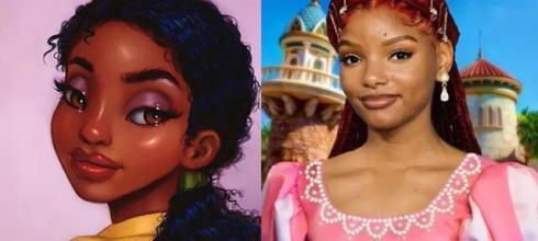 為何「黑美人魚」明明有這 10 個迪士尼角色能演,卻偏偏讓她演「愛麗兒」?—《小美人魚》— 我們用電影寫日記