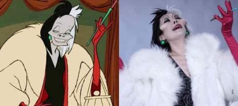 這位日本網友超強cosplay,一人詮釋「 6 位迪士尼大反派」完全無違和感... - 我們用電影寫日記