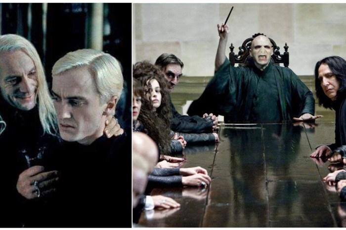 《哈利波特》反派要如何洗白?JK羅琳洗白的 4 大規律,跩哥馬份最經典 – 我們用電影寫日記