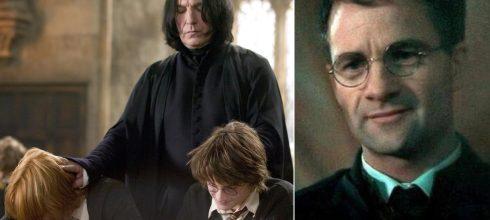 「石內卜為什麼這麼恨哈利波特?」分析哈利的爸爸,如何從頑劣變成正義巫師... - 我們用電影寫日記
