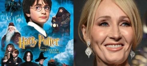 《哈利波特》為什麼作者選擇「用 JK 為筆名」,而不是自己的全名?其中藏著一個心酸的小秘密 - 我們用電影寫日記