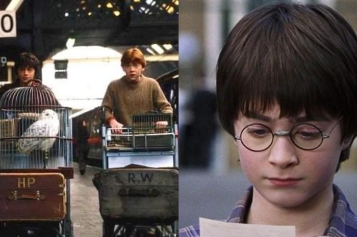 《哈利波特》為何是「九又四分之三」月台,而不是二分之一或其他數字呢? – 我們用電影寫日記