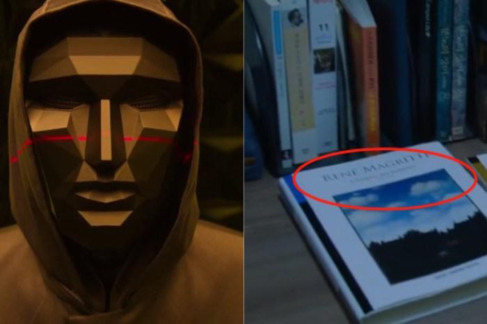 《魷魚遊戲》黑衣人不僅僅是組織裡的管理者!房間裡的「一本書」透露出他的另一個身份…- 我們用電影寫日記