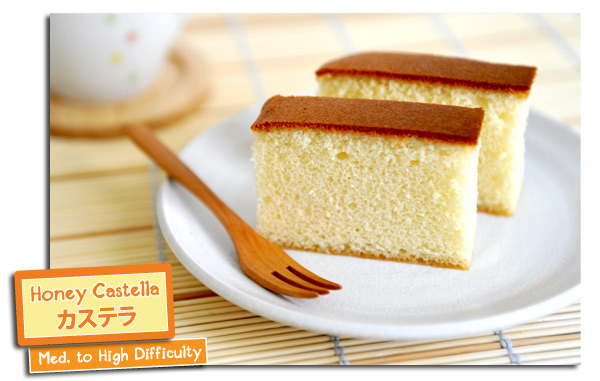 Japanese Sponge Cake Recipe Youtube: Yummy Workshop