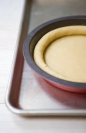 Salted Caramel Gateau Basque