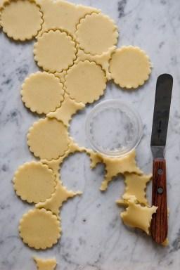 Five Spice Caramel Sandwich Cookies