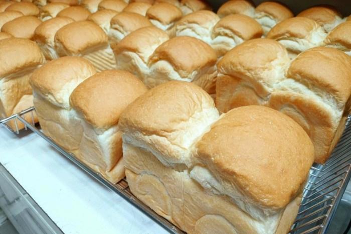 台北松江南京站美食「幸福甜 吐司本舖」要預約才吃得到的人氣麵包店,流淚吐司好吃到會流淚!