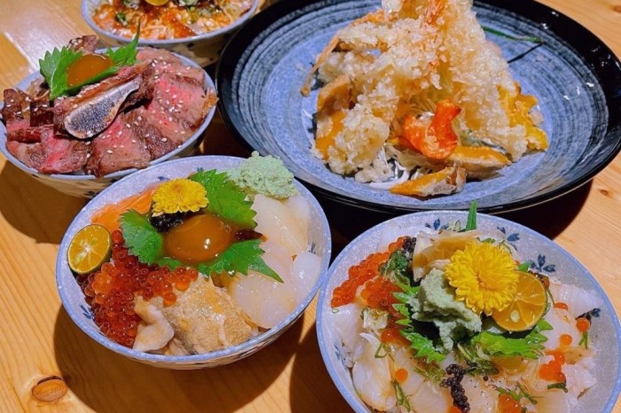 宜蘭美食【日嚐こんばんは】隱藏於巷弄|令人驚豔的日式料理