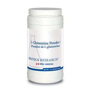 Yum Naturals Emporium - Bringing the Wisdom of Nature to Life - Biotics Amino L-Glutamine Powder