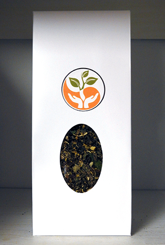 Yum Naturals Emporium - Bringing the Wisdom of Nature to Life - Lung Love Herbal Medicinal Tisane Long