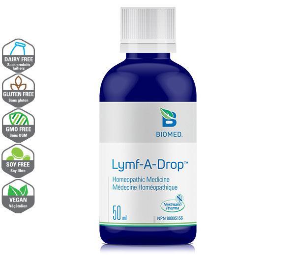 Yum Naturals Emporium - Bringing the Wisdom of Nature to Life - Lymph-A-Drop-Biomed