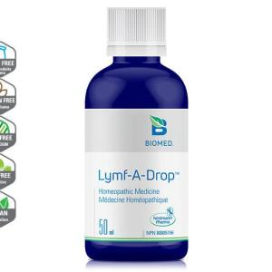 Yum Naturals Emporium - Bringing the Wisdom of Nature to Life - Lymph-A-Drop-Biomed