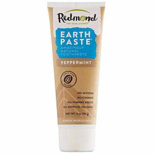 YumNaturals Emporium - Bringing the Wisdom of Healing to Life - Redmond Earthpaste Peppermint