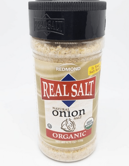 YumNaturals Emporium and Apothecary- Bringing the Wisdom of Mother Nature to Life - Organic Onion Redmond Real Salt