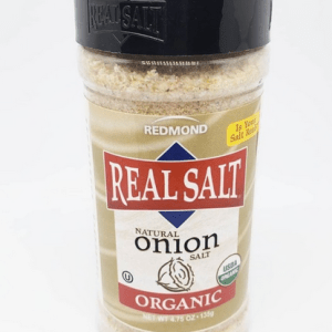 YumNaturals Emporium and Apothecary - Bringing the Wisdom of Mother Nature to Life - Organic Onion Redmond Real Salt